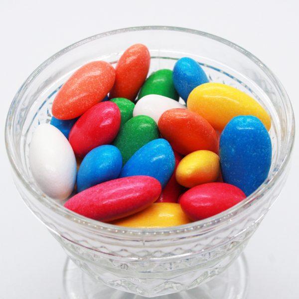 Sugar Free Assorted Jordan Almond Mix